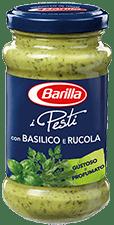 Pesto con Basilico e Rucola