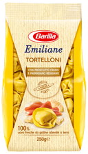 Tortelloni con Prosciutto Crudo e Parmigiano Reggiano