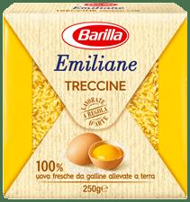 Treccine all uovo