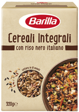 Mix Cereali Integrali con riso nero