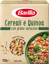 Mix Cereali e Quinoa