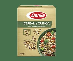 Mix Cereali e Quinoa