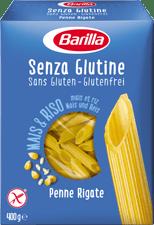 Senza Glutine - Penne Rigate - Barilla