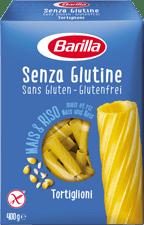 Senza Glutine - Tortiglioni - Barilla