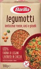 Legumotti Lenticchie Rosse Ceci Piselli