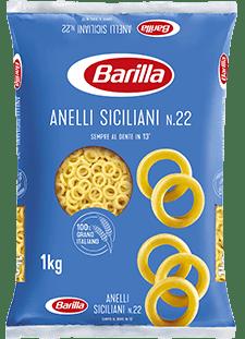 Classici - Anelli Siciliani - Barilla