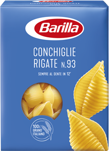 Classici - Conchiglie Rigate - Barilla