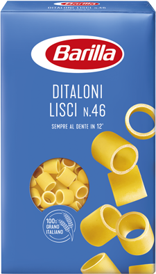 Classici - Ditaloni Lisci - Barilla