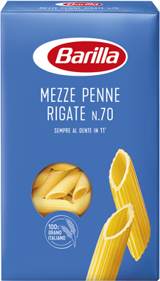 Classici - Mezze Penne - Barilla