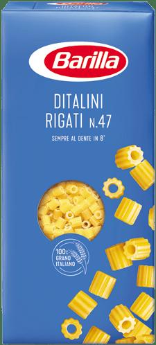 Ditalini Rigati