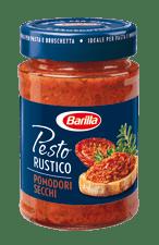 Pesto Rustico Pomodori Secchi