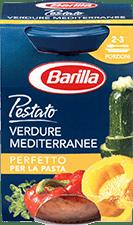 Pestato Verdure Mediterranee