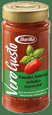 Vero Gusto - Pomodori, Datterini con Basilico Genovese DOP - Barilla