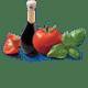 Pomodoro Basilico e Aceto Balsamico di Modena IGP