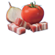 pomodoro italiano cipolla pancetta peperoncino
