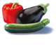 pomodoro italiano melanzane peperoni zucchine