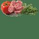 carni selezionate salsiccia pomodori italiani