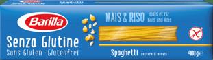 Barilla Spaghetti Glutenfri 400 g