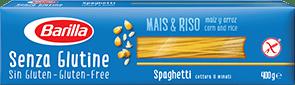 Barilla Spaghetti Bezglutenowe