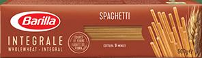 Barilla Spaghetti Pełnoziarniste