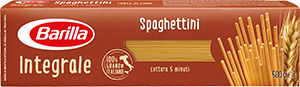 Integrale Spaghettini