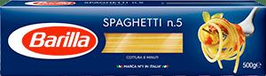Gama Clásica - Esparguete - Barilla