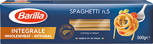 Integral - Esparguete Inetegral - Barilla