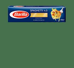Massas Longas - Esparguete - Barilla