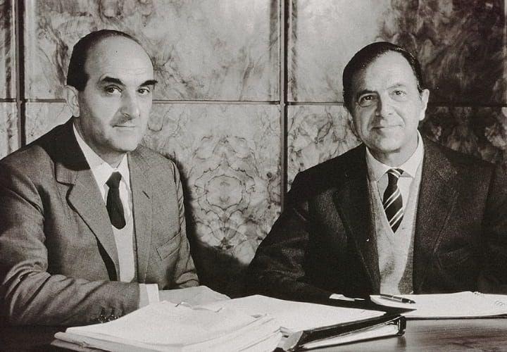 Джаннни и Пьетро Барилла – сыновья Рикардо – во главе компании