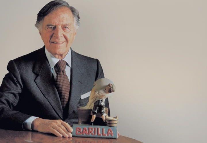Пьетро Барилла снова во главе компании