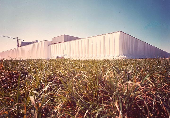 Крупнейший завод по производству пасты