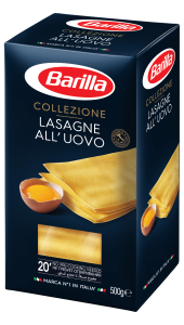 Egg Lasagne