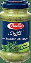 Pesti con Basilico e Rucola