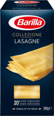 Lasagne Sheets