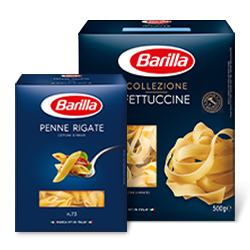 Banner Our Pasta
