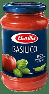 Paradiznikova omaka z baziliko