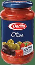Paradiznikova omaka z olivami