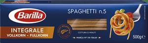 Polnozrnati spageti st. 5