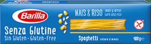 Brezglutenski spaghetti