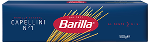 Klassikere - Capellini - Barilla