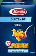 Glutensiz Fusilli