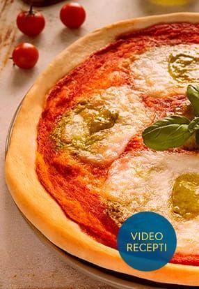 Pizza ala Pesto Genovese