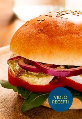 Mediteranski Pesto sendvič