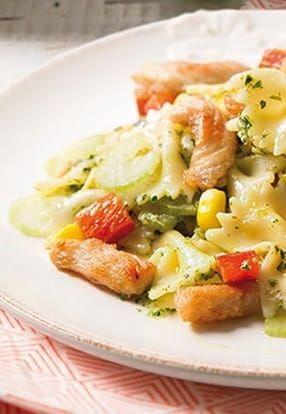 Salata sa tjesteninom Farfalle Barilla