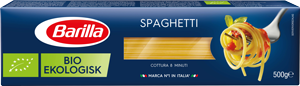 Ekologisk - Spaghetti - Barilla