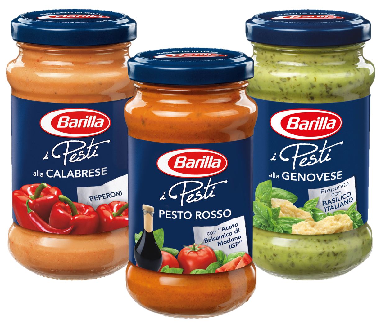 Pesto Sauces - Barilla