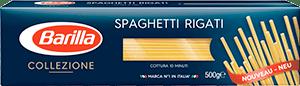 Collezione - Spaghetti Rigati - Barilla