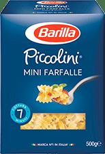 Piccolini - Farfalle - Barilla