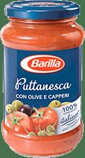 ΙΤΑΛΙΚΗ ΠΑΡΑΔΟΣΗ - Puttanesca - Barilla