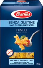 Gluten Free - Fusilli - Barilla